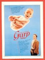CINEMA-CARTOLINA MANIFESTO FILM-IL MONDO SECONDO GARP-ROBIN WILLIAMS-MARY BETH - Manifesti Su Carta