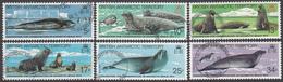 BRITISH ANTARCTIC TERRITORY  Michel  98/03 Very Fine Used - Territoire Antarctique Britannique  (BAT)