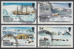 BRITISH ANTARCTIC TERRITORY  Michel  124/27 Very Fine Used - Territoire Antarctique Britannique  (BAT)