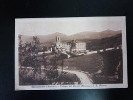 Sassoferrato (Ancona) - Collegio Dei Piccoli Missionari Di S. Antonio - Ancona