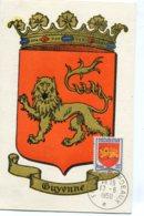 10200  FRANCE  N° 835 Armoiries De La Guyenne   Obl. Temp. Foire De Bordeaux  Du 17.6.50  TB/TTB - Maximum Cards