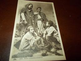 B703  Africa Petit Commissionaitres Cm14x9 Non Viaggiata - Cartoline