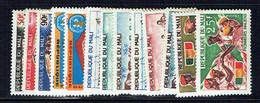 MALI  - N° 85/97- Année Complète 1966 - Mali (1959-...)