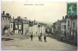 RUE DE CHINY - MONTMÉDY-BAS - Montmedy