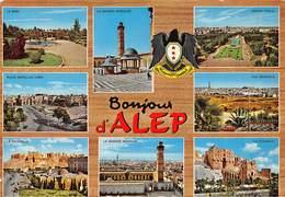 PIE-SDV-18-8165 : BONJOUR D'ALEP - Syrie