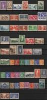 France 1936/1939 Lot Neufs Sans Charnière COTE 718 € - 1er Choix - France