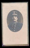 PHILEMON DE BONTE - POLITIEAGENT - BAELEGEM 1876 - GENT 1924  - 2 AFBEELDINGEN - Décès
