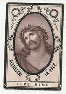 Décès Pierre Joseph FERON époux Rose Eglem Chimay 1887 - Images Religieuses