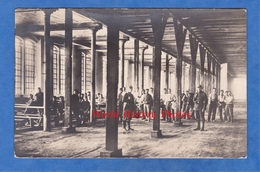 CPA Photo - STUTTGART - Intérieur Du Camp De Prisonniers De Guerre - 1916 - Cachet F.A. Gepruft WW1 Poilu Soldat - Weltkrieg 1914-18