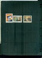 JUGOSLAVIA JOURNEE TIMBRE 92--100 TELEPHONE VOJVODINA-ASSOCIATION ECRIVAINS SERBES 3 VAL NEUFS A PARTIR DE 0.60 EUROS - 1992-2003 République Fédérale De Yougoslavie