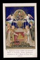 HEILIG PRENTJE IMAGE PIEUSE - S.ALPHONSUS SODALES S.S.CLEMENS MARIA  - 2 AFBEELDINGEN - Images Religieuses