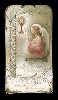 HEILIG PRENTJE IMAGE PIEUSE - COMMUNION 1920  - 2 AFBEELDINGEN - Images Religieuses