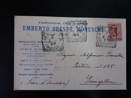 Jesi (Ancona) - Farmacia Del Corso, Umberto Oreste Moreschi - Ancona