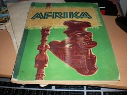 Afrika Jurgen Hanfen Erlebt Den Schwarzen Erdteil  71 Pages Set Stickers 100 Stickers Set - Stickers