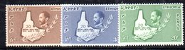 ETP90 - ETIOPIA 1961 , Yvert  N 368/370  ***  MNH  LIBERAZIONE - Ethiopia