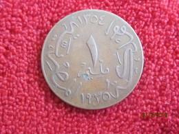 Egypte 1 Millièmes 1935 - Egypte