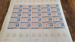 LOT 430115 TIMBRE DE FRANCE NEUF** LUXE N°1314 - Ganze Bögen