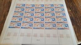 LOT 430116 TIMBRE DE FRANCE NEUF** LUXE N°1314 - Ganze Bögen