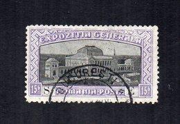 Romania - 1906 - Esposizione Internazionale Bucarest - Usato - Linguellato - Vedi Foto - (FDC13322) - Usado