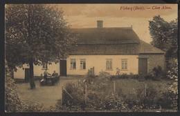 FLOBECQ * BOIS * CHEZ ALINE * 1913 - Ath
