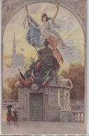 CPA - L'ALSACE Et LA LORRAINE DELIVREES 1870-1918 - Edition Librairie De L'Estampe - Patriotiques