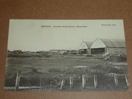 BERRE - CENTRE D'AVIATION MARITIME - LES HANGARS - 13 BOUCHES DU RHONE (AD) - Autres Communes