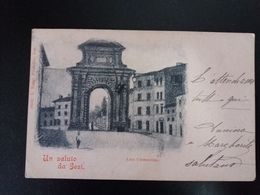 Jesi (Ancona) - Arco Clementino - Ancona