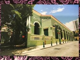 MACAU DOM PEDRO V THEATRE PPC PRINTED BY CLM. - Cina
