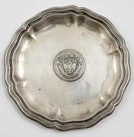 Ezüst(Ag) 'Stad Wien' Tálka, Jelzett, D: 11 Cm, Nettó: 43,6 G - Jewels & Clocks