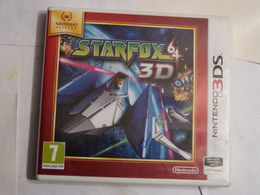 JEU NINTENDO 3 DS STARFOX 64 -  3 D - Nintendo Game Boy