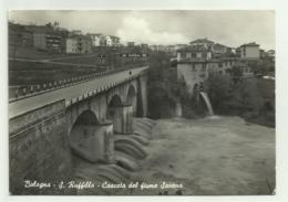 BOLOGNA - S.RUFFILLO - CASCATA DEL FIUME SAVENA VIAGGIATA FG - Bologna