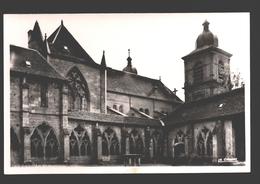 Saint Die / Saint-Dié (avant Sa Destruction) - Le Cloître Et La Cathédrale - Carte Photo - 1959 - Saint Die