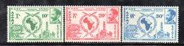 ETP96A - ETIOPIA 1958 , Posta Aerea Yvert  N 54/56 *** - Ethiopia