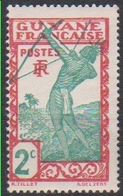 GUYANE - Timbre N°110 Neuf A/charnière - Guyane Française (1886-1949)