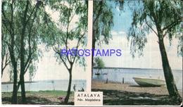 104981 ARGENTINA ATALAYA BUENOS AIRES MULTI VIEW BREAK  POSTAL POSTCARD - Argentine