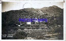 104982 ARGENTINA CORDOBA CRUZ GRANDE VISTA PARCIAL & MOLINO MILL POSTAL POSTCARD - Argentine