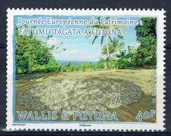 Wallis And Futuna, European Heritage Day, 2018, MNH VF - Wallis And Futuna