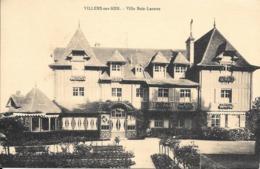14 - VILLERS-sur-MER - Villa Bois-Lurette - Villers Sur Mer