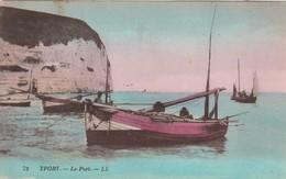 76 Yport. Le Port - Yport