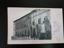 Jesi (Ancona) - Palazzo Ricci Oggo Magnanelli - Ancona