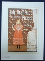 Les Maitres De L'affiche - N°26 - Très Belle Planche De Boutet De Montvel - Pâte Dentifrice Du Docteur Pierre - Affiches