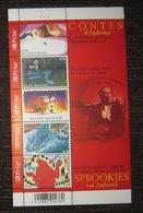 3449** Blok 125** Sprookjes Van Hans Cristian Andersen - BF 125 Bloc Contes MNH -Pl 1 - Blocks & Sheetlets 1962-....