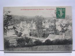72 - SAINT GEORGES DE LA COUEE - VUE GENERALE - 1911 - Autres Communes