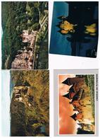 CPM 60 Cartes Chateaux - Postcards