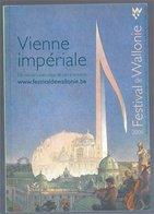 Vienne Impériale Festival De Wallonie 2006 (Schuiten) - Sérigraphies & Lithographies