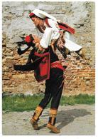 HRVATSKA - Narodna Nosnja Iz Vrlike - N° 1125 - Folk Costumes From Vrlika - Costumes Nationaux De Vrlika - Croatie