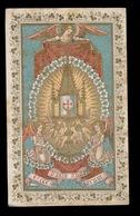 HEILIG PRENTJE IMAGE PIEUSE - TER NAGEDACHTENIS HR.KANUNNIK BODDAERT 1897  - 2 AFBEELDINGEN - Images Religieuses