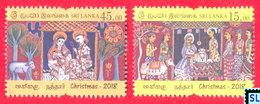 Sri Lanka Stamps 2018, Christmas, MNH - Sri Lanka (Ceylan) (1948-...)