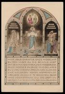 HEILIG PRENTJE IMAGE PIEUSE - HEER JESUS CHRISTUS  - 2 AFBEELDINGEN - Images Religieuses
