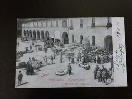 Jesi (Ancona) - Corte Dell'ex - Appannaggio (Mercato Dei Bozzoli) - Ancona
